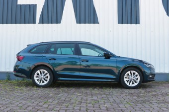 A magyar családok kedvence is lehetne ez a Škoda