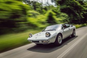 50 éves Ferruccio Lamborghini egyik kedvenc projektje