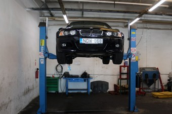 Mit tud használtan egy BMW M3?  -  Értékbecslő