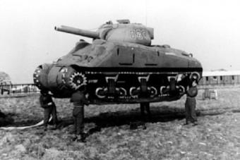 Titkos lufikkal is harcoltak a második világháborúban