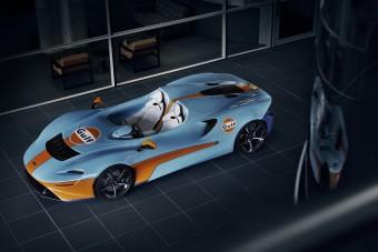 530 milliós, szélvédő nélküli ritkaság a McLaren Elva