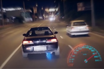 Élő szereplős magyar Need for Speed készült, minden percét élvezni fogod