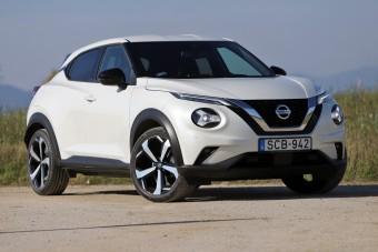 Megkomolyodott, de még mindig vagány - Nissan Juke teszt