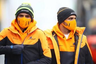 A McLaren-pilóták miatt forrong a Forma-1