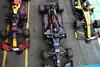 F1: Kegyetlen tréfát eszelt ki a csapatfőnök
