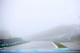 F1: Elvitte a köd a kis Schumi nagy lehetőségét
