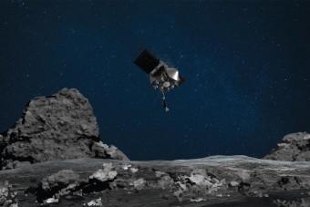 Sci-fibe illő mutatványra készül egy űrszonda