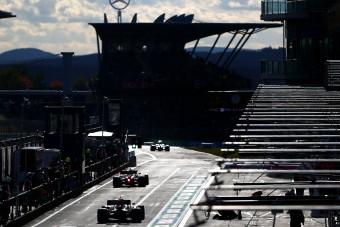 F1: Felesleges ennyi szabadedzés