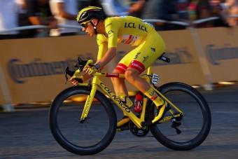 Ennyibe kerül a Tour de France győztes bringája