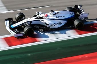 F1: Perez kitúrja a Williams-pilótát?