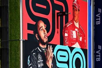 F1: Ez a különbség Schumi és Hamilton között
