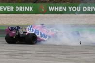 F1: Leszólta Hamiltont, bocsánatot kért a McLaren-ifjonc 1