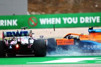 F1: Repkedtek a büntetések a Portugál Nagydíj után