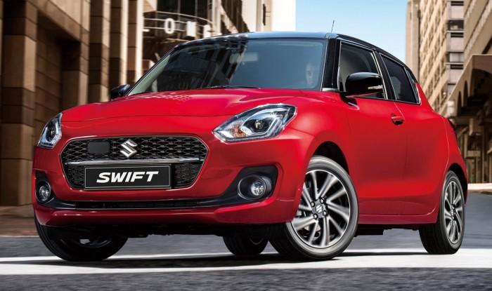 Gyengébb, de zöldebb, takarékosabb az új Suzuki Swift 3