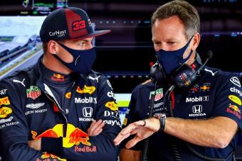 F1: Verstappen a Red Bull összes pilótáját veri
