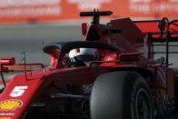 Vettel: Felesleges csatákat vállaltam a Ferrarinál 1
