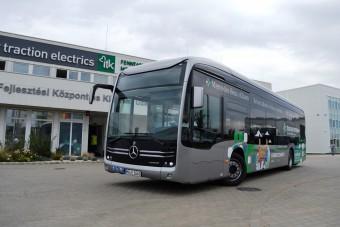 Ezt az e-buszt szánja Magyarországnak a Mercedes