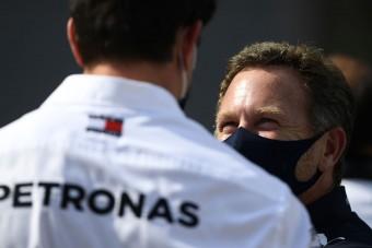 F1: A Red Bull csak nevet a Mercedes gesztusán