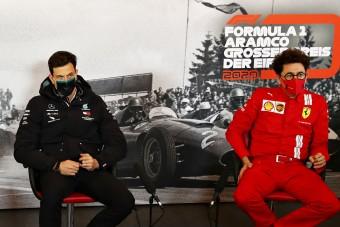 F1: A Ferrari beismerte, hogy vétózott