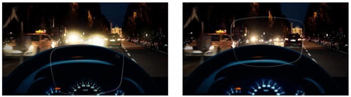rossz látás vezetés közben)