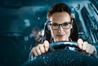 Rossz látási viszonyok vezetés közben? (x)
