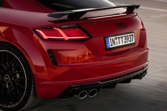 Csinosodott az Audi kompakt sportautója