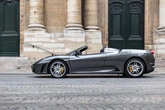 Bármikor szívesen látnám a kéziváltós Ferrari F430-at