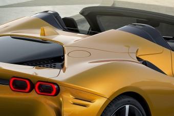 1000 lóerős a Ferrari hibrid roadstere