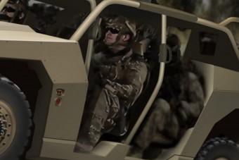 Katonai járműveket fejleszt a Kia