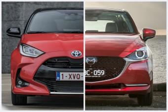 Toyotát fog árulni a Mazda Európában
