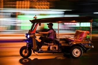 Eltűnhet Ázsia legjellegzetesebb járműve