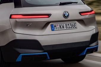 Böhöm nagy villanyautó a BMW-től