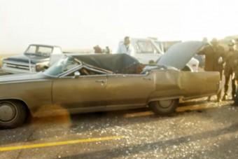 Nem találod ki, mi törte rommá ezt az autót