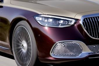 Új mércét állított a Mercedes: itt a Maybach S-osztály