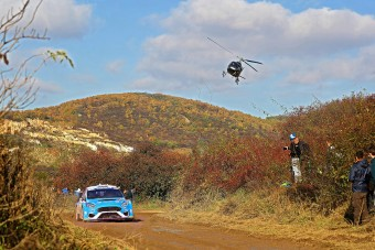 Rally: Hadik győzött és a bajnokságban is vezet