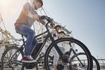 Van egy ország, ahol elektromos biciklit kapsz az öreg autódért