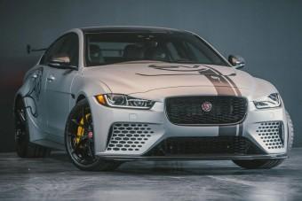 A Jaguar, ami versenypályára született
