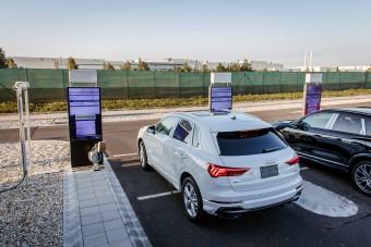 Nagy saját fejlesztésű újítás a győri Audi-gyárban