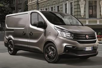 Dupla kuplungos váltót kap a Fiat Talento