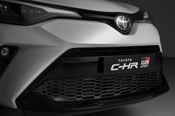 Sportosítja városi crossoverét a Toyota