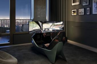 Luxuslakást tervezett az Aston Martin, a kocsi ajándékba jár mellé