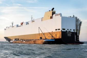 Éttermi olajhulladék hajtja ezt a hajót