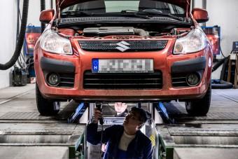 Újabb áremelkedés sújtja mától az autósokat