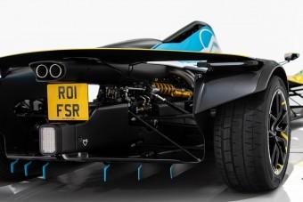 Gravitációmentes sportkocsi Angliából