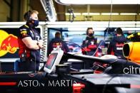F1: Tragédia lenne, ha Perez nem találna helyet 1