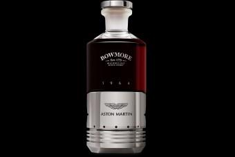 Egészen ritka whiskyhez adja a nevét az Aston Martin