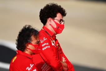 F1: Új főnököt kap a Ferrari Törökországban