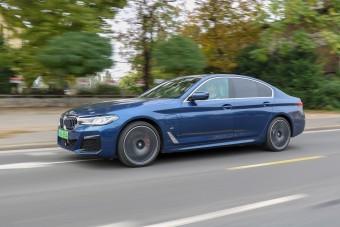 Erre a BMW-re nincsenek szavak, de baja sincs sok