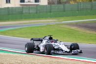 F1: Egész héten tesztelni fog a Ferrari 1