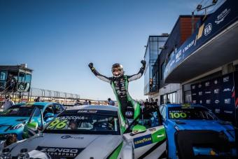 Spanyol versenyző vitte újra győzelemre a Zengő Motorsportot